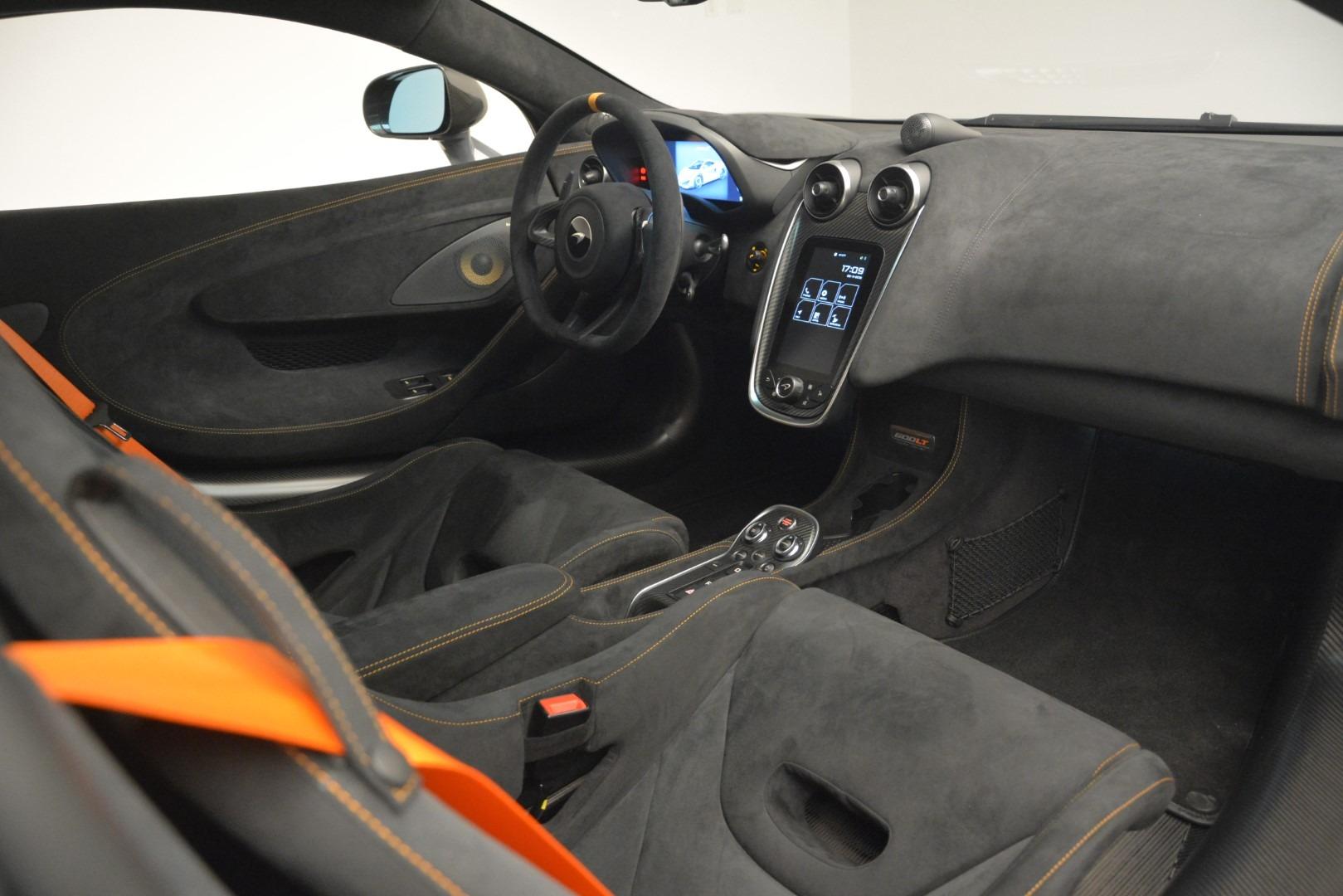 New 2019 McLaren 600LT  For Sale In Westport, CT 2643_p20