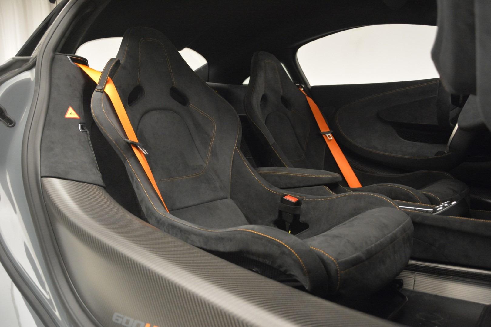 New 2019 McLaren 600LT  For Sale In Westport, CT 2643_p22