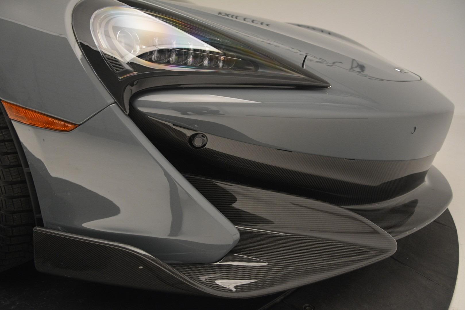 New 2019 McLaren 600LT  For Sale In Westport, CT 2643_p23