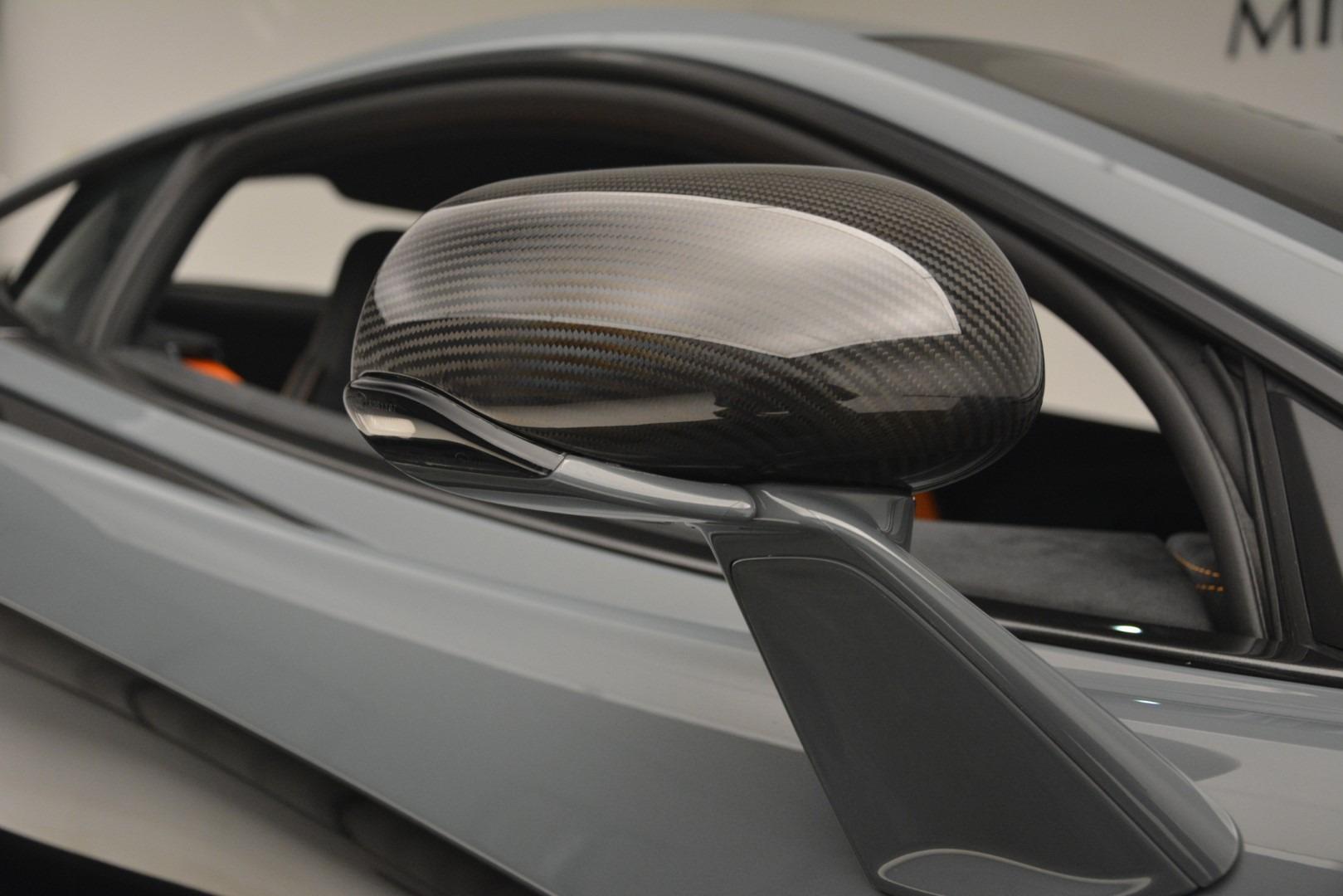 New 2019 McLaren 600LT  For Sale In Westport, CT 2643_p24