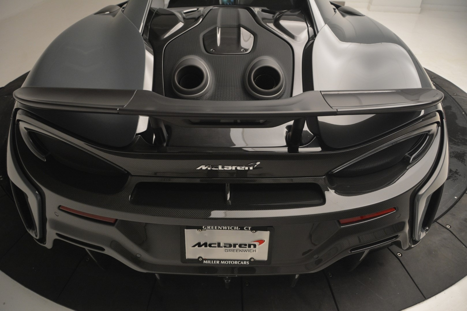 New 2019 McLaren 600LT  For Sale In Westport, CT 2643_p26