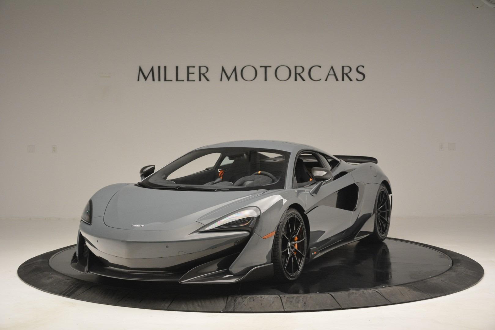 New 2019 McLaren 600LT  For Sale In Westport, CT 2643_p2