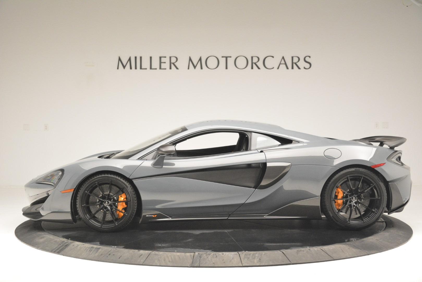 New 2019 McLaren 600LT  For Sale In Westport, CT 2643_p3