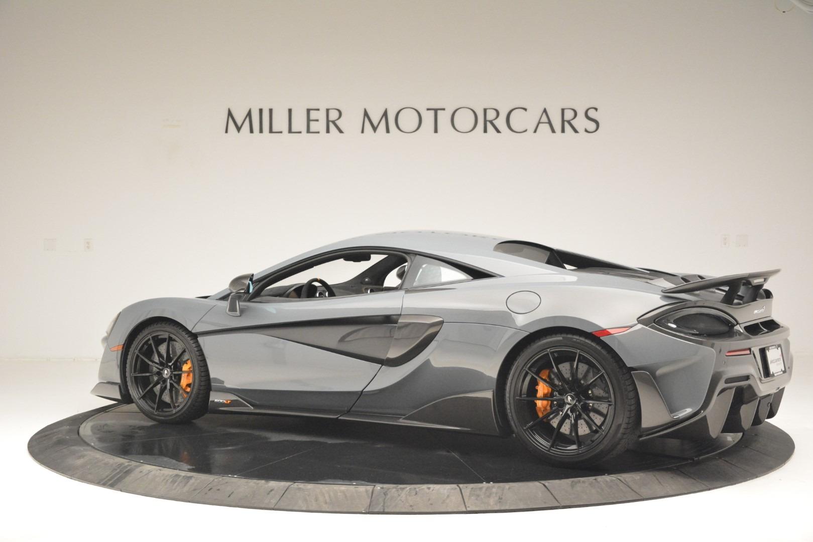 New 2019 McLaren 600LT  For Sale In Westport, CT 2643_p4