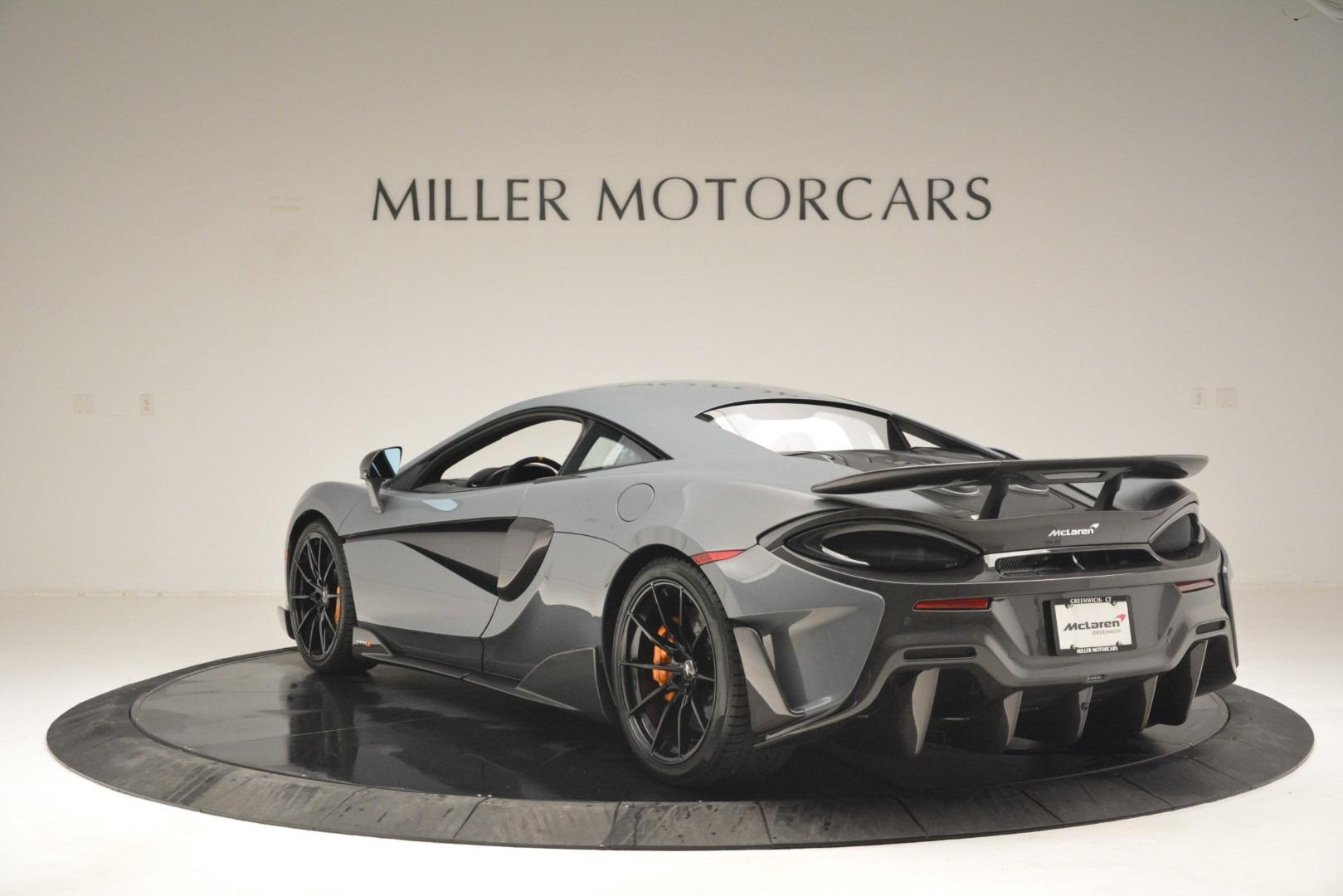 New 2019 McLaren 600LT  For Sale In Westport, CT 2643_p5