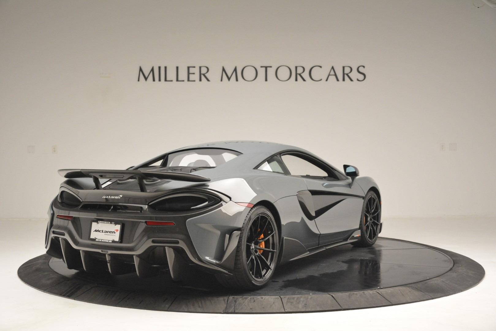 New 2019 McLaren 600LT  For Sale In Westport, CT 2643_p7