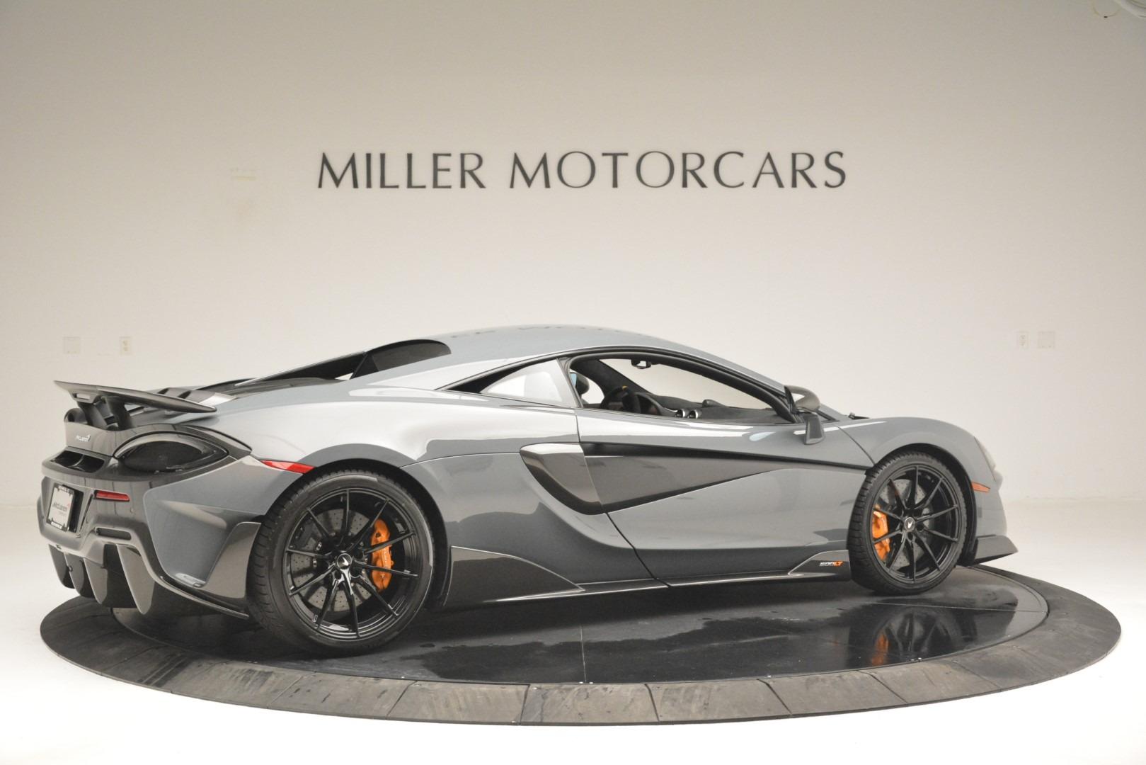 New 2019 McLaren 600LT  For Sale In Westport, CT 2643_p8