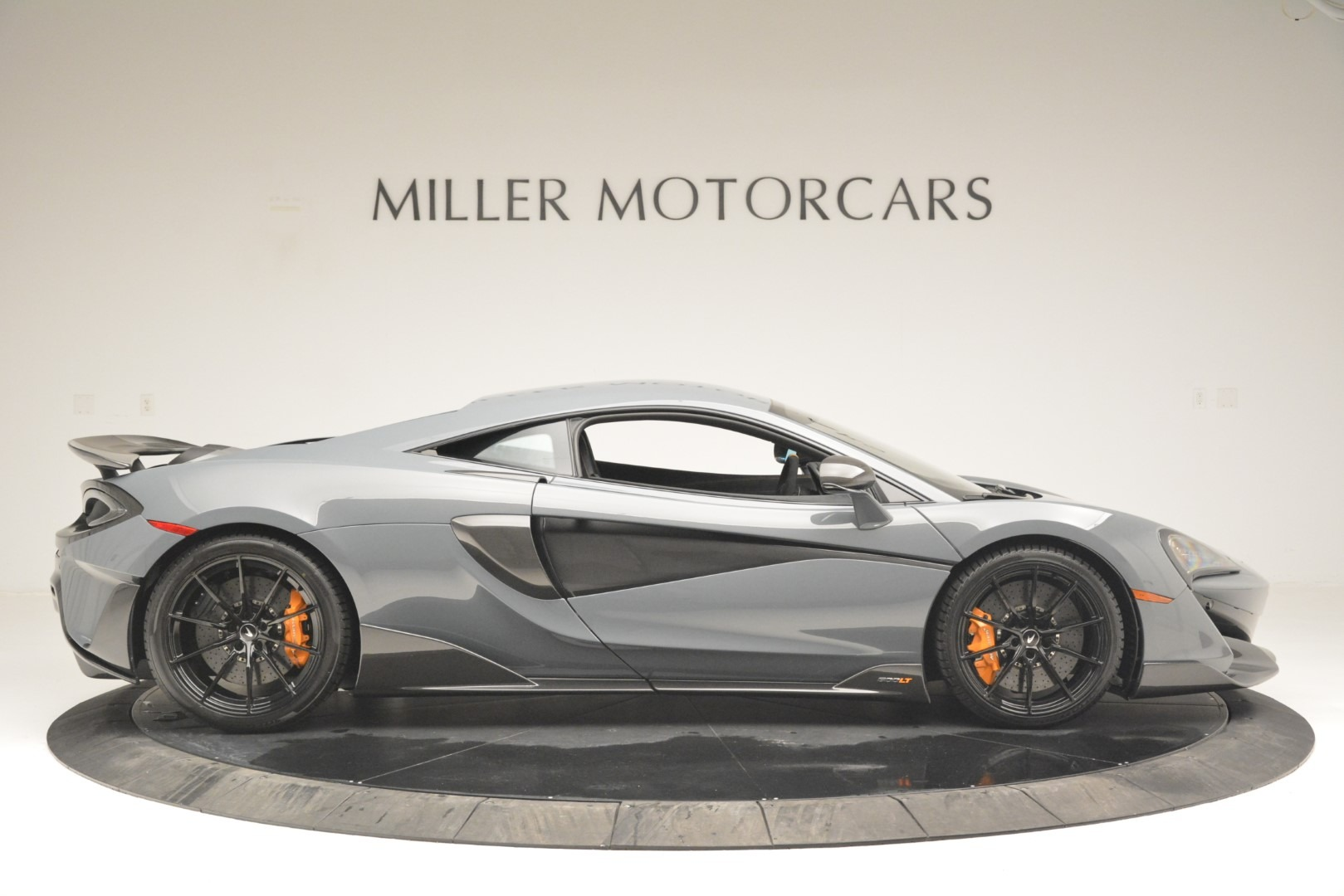 New 2019 McLaren 600LT  For Sale In Westport, CT 2643_p9