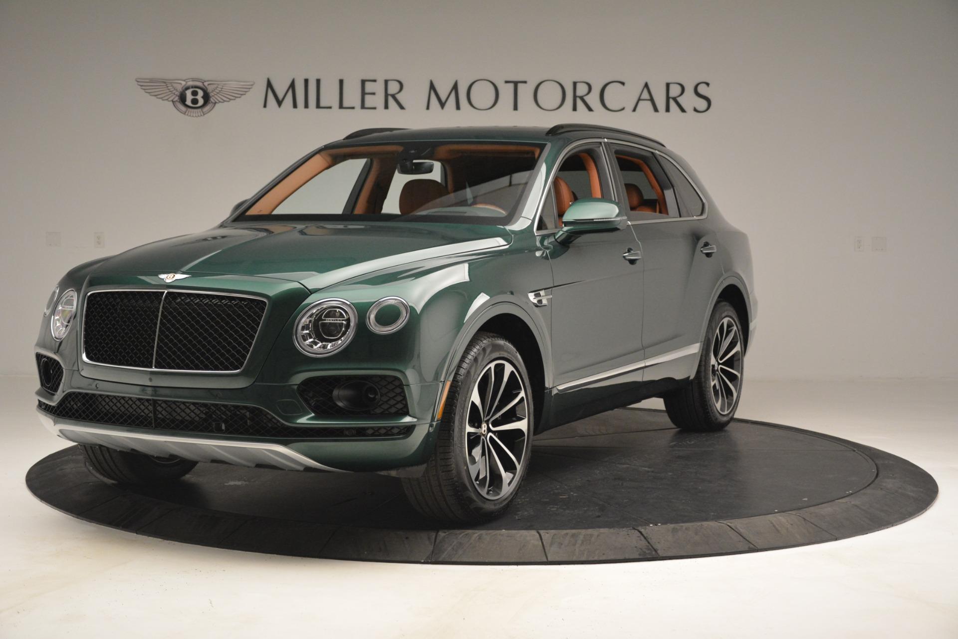 New 2019 Bentley Bentayga V8 For Sale In Westport, CT 2645_main