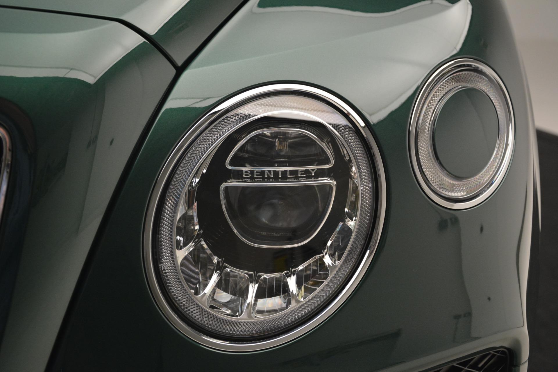 New 2019 Bentley Bentayga V8 For Sale In Westport, CT 2645_p15