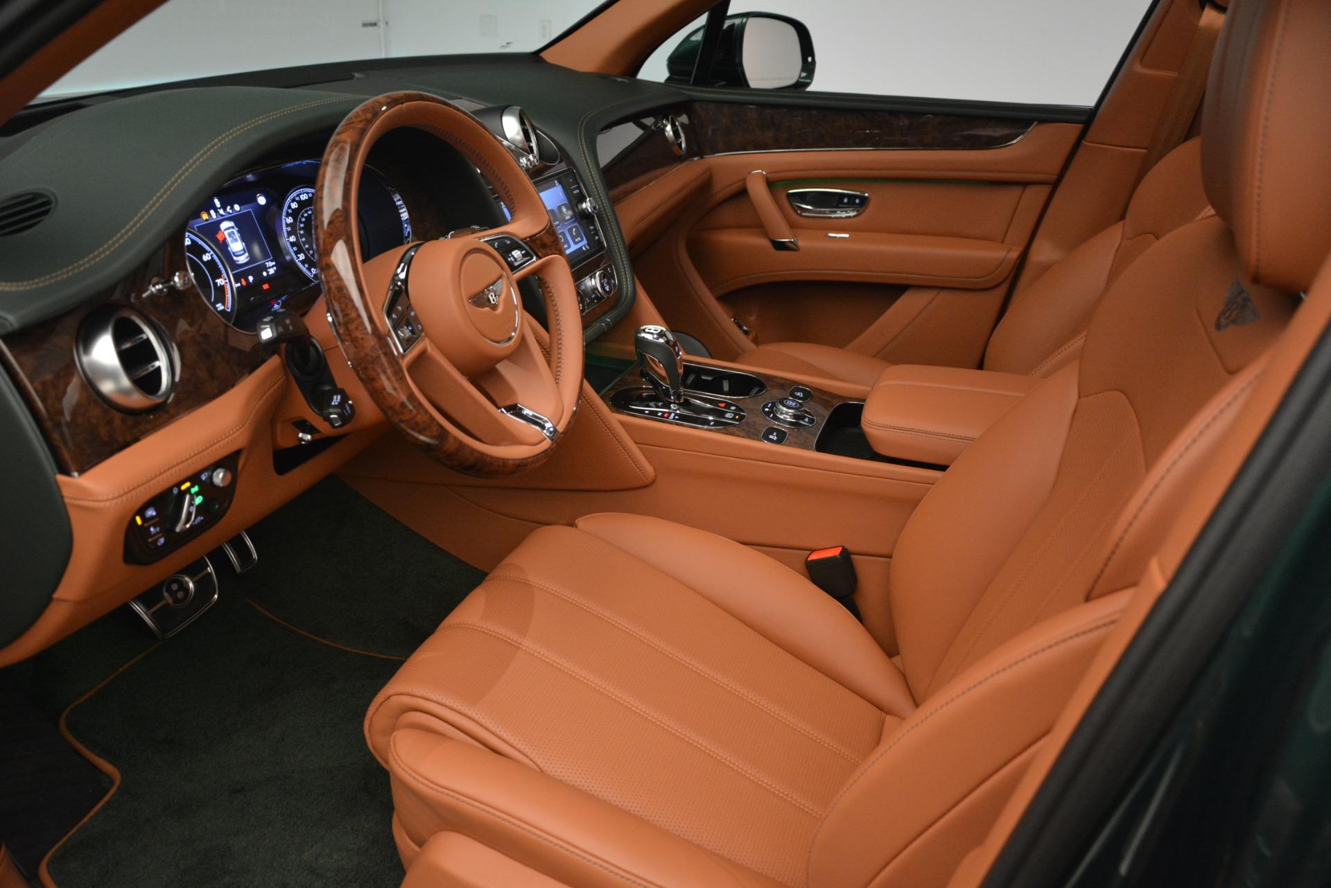 New 2019 Bentley Bentayga V8 For Sale In Westport, CT 2645_p18