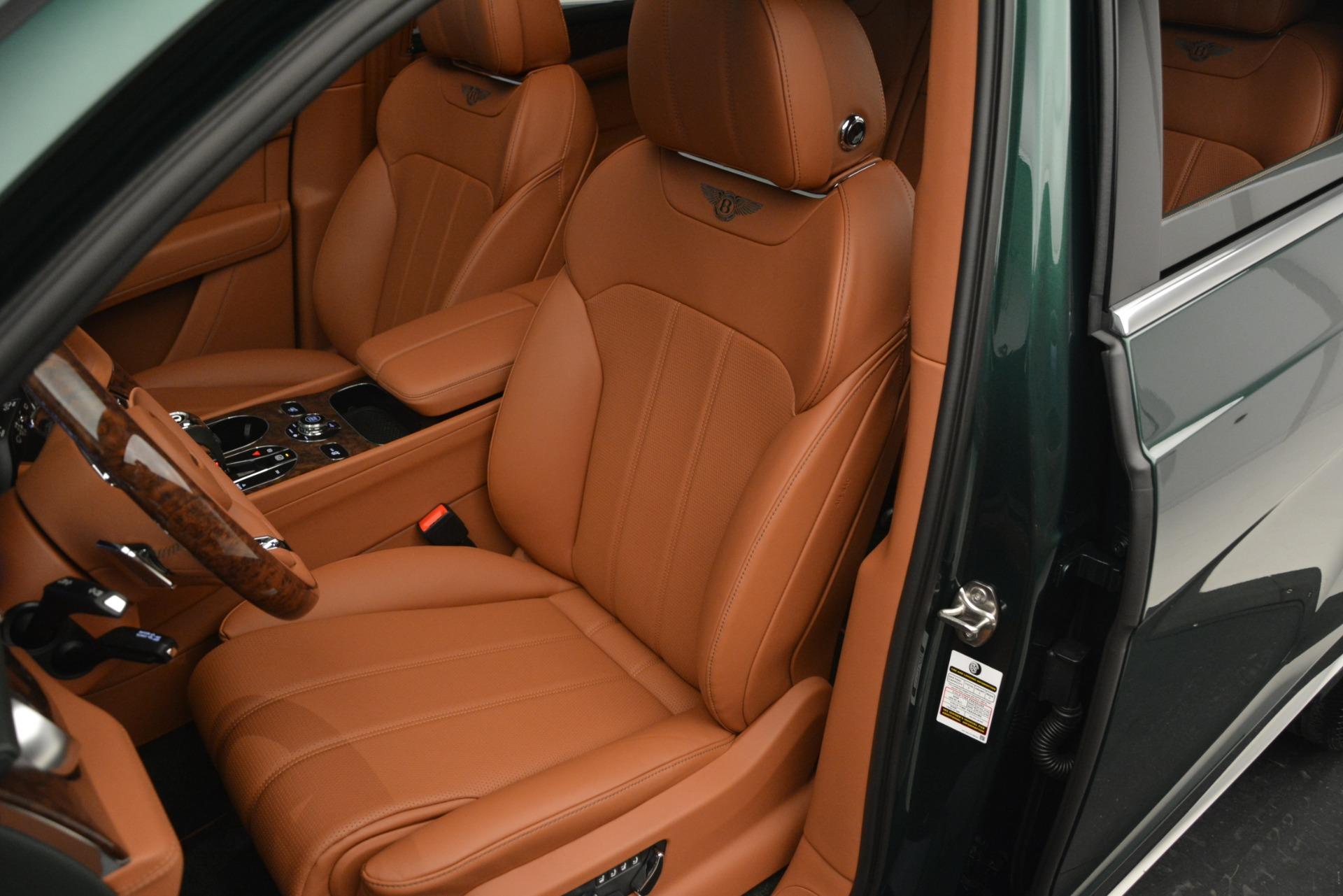 New 2019 Bentley Bentayga V8 For Sale In Westport, CT 2645_p19