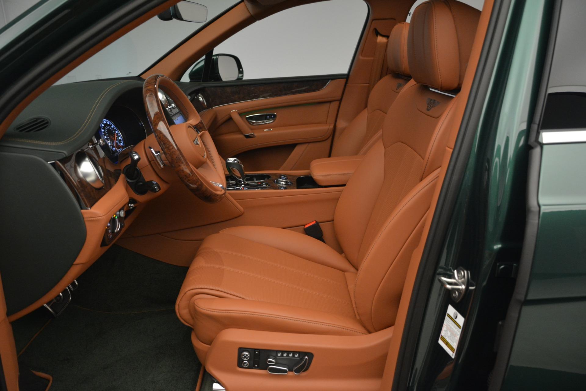 New 2019 Bentley Bentayga V8 For Sale In Westport, CT 2645_p20