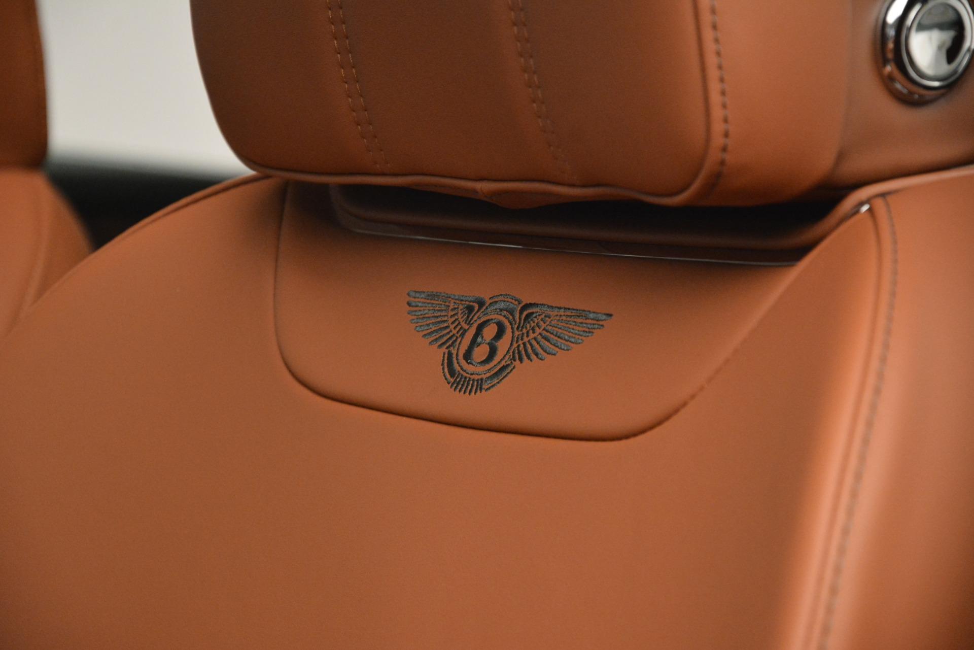 New 2019 Bentley Bentayga V8 For Sale In Westport, CT 2645_p22