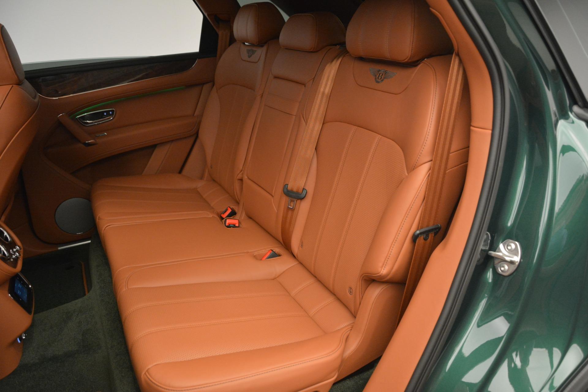 New 2019 Bentley Bentayga V8 For Sale In Westport, CT 2645_p26