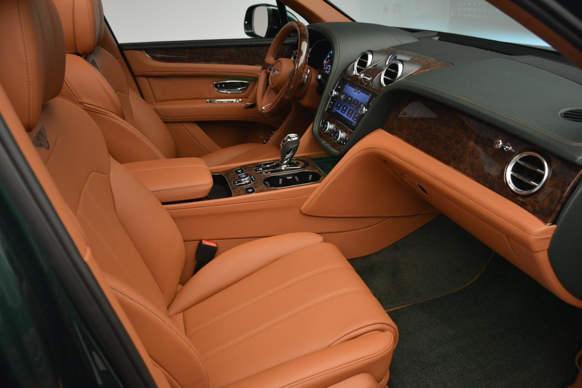 New 2019 Bentley Bentayga V8 For Sale In Westport, CT 2645_p27
