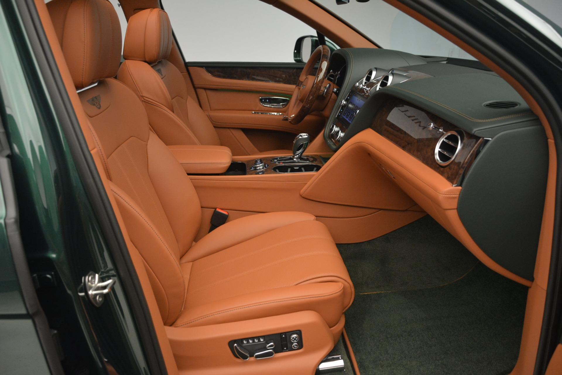 New 2019 Bentley Bentayga V8 For Sale In Westport, CT 2645_p28