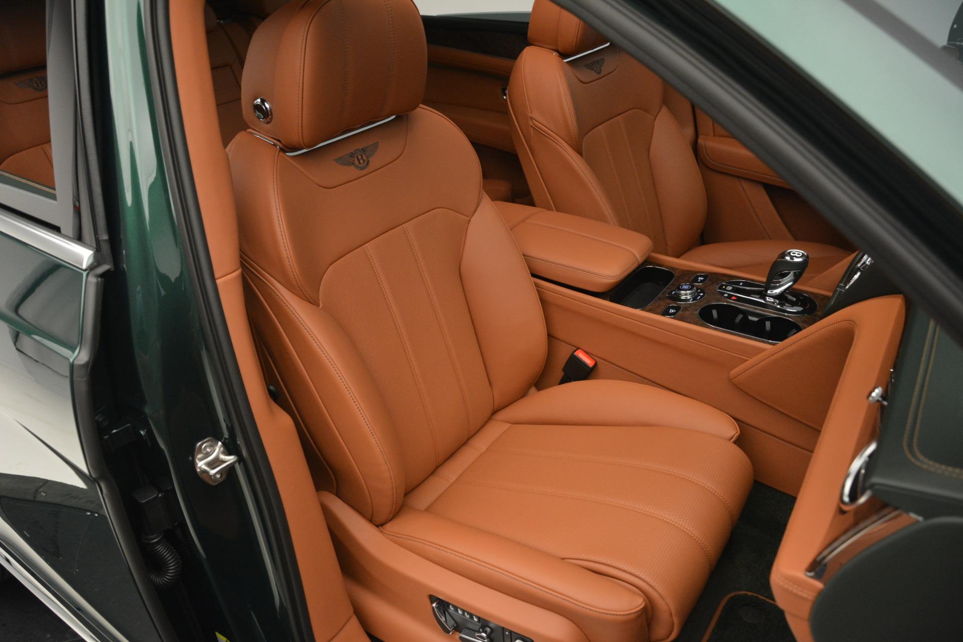 New 2019 Bentley Bentayga V8 For Sale In Westport, CT 2645_p29