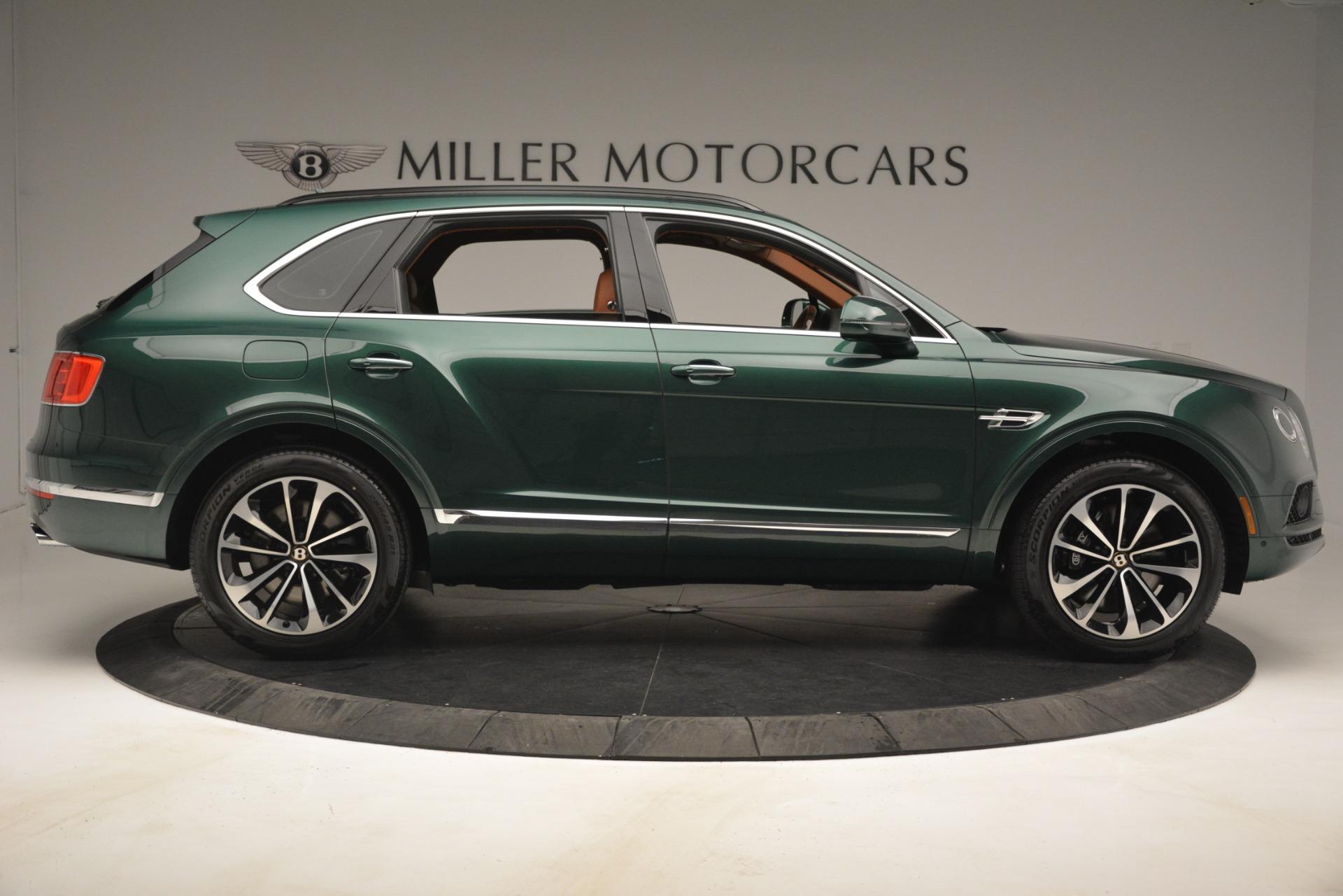 New 2019 Bentley Bentayga V8 For Sale In Westport, CT 2645_p9