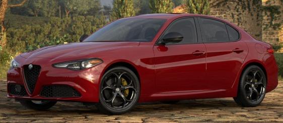 New 2018 Alfa Romeo Giulia Ti Q4 For Sale In Westport, CT 2647_main