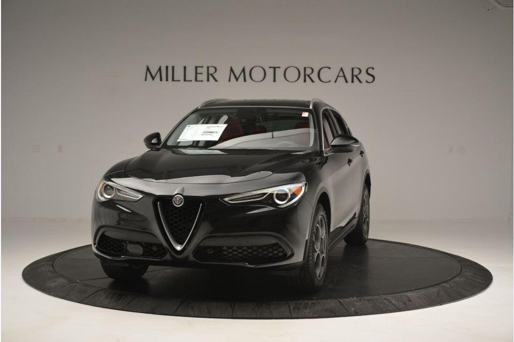 New 2019 Alfa Romeo Stelvio Q4 For Sale In Westport, CT 2650_main
