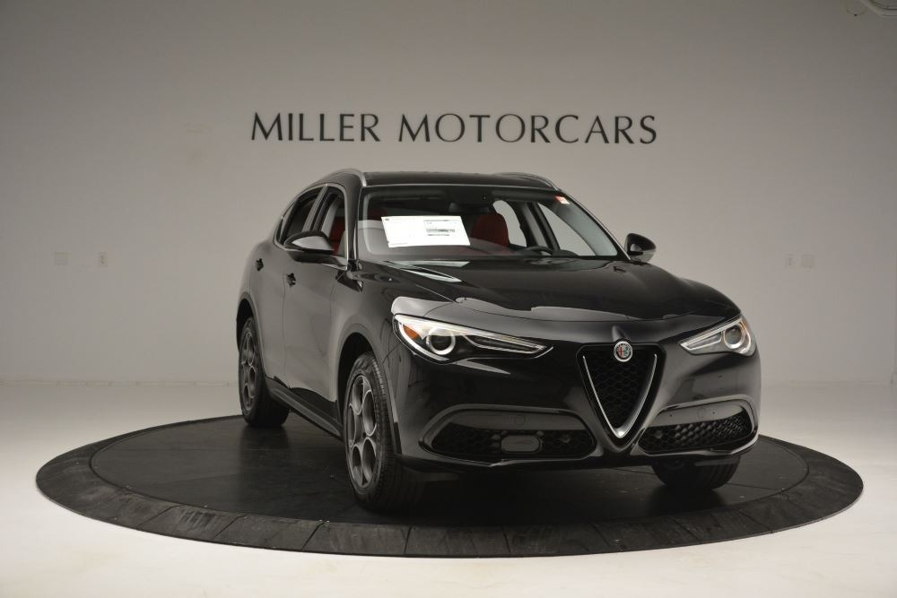 New 2019 Alfa Romeo Stelvio Q4 For Sale In Westport, CT 2650_p11