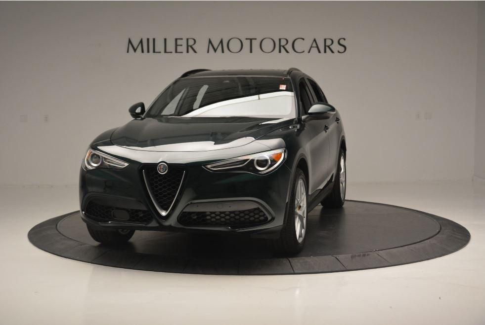 New 2019 Alfa Romeo Stelvio Ti Sport Q4 For Sale In Westport, CT 2651_main