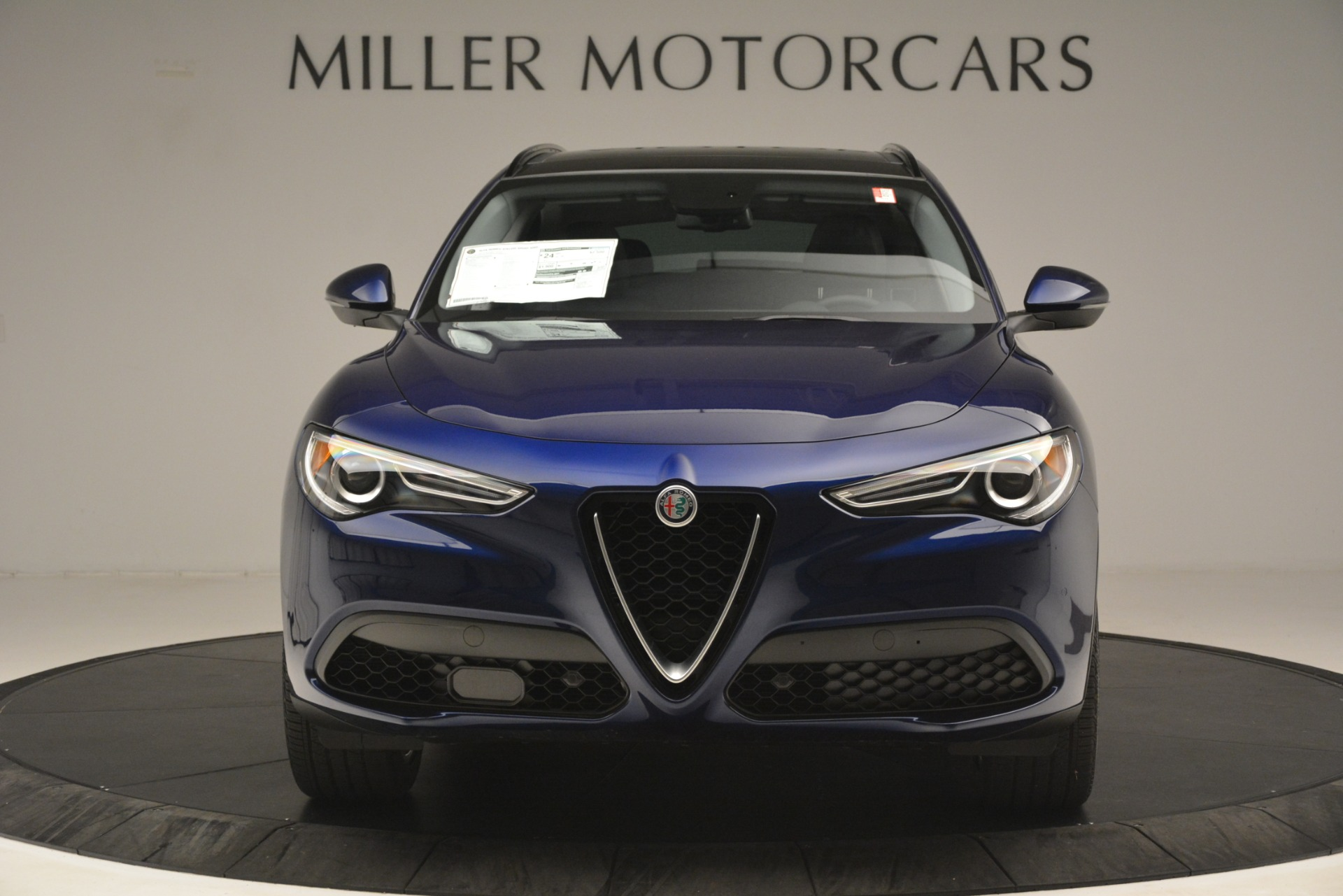 New 2019 Alfa Romeo Stelvio Q4 For Sale In Westport, CT 2652_p12