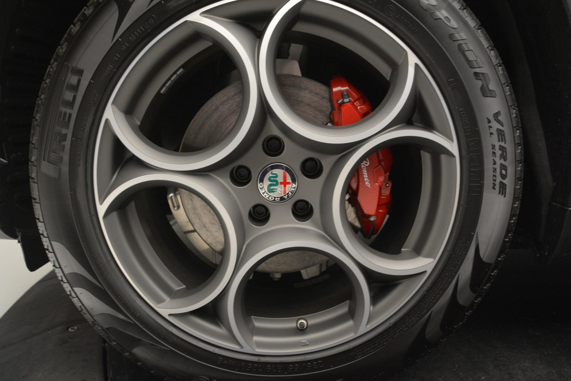 New 2019 Alfa Romeo Stelvio Q4 For Sale In Westport, CT 2653_p29