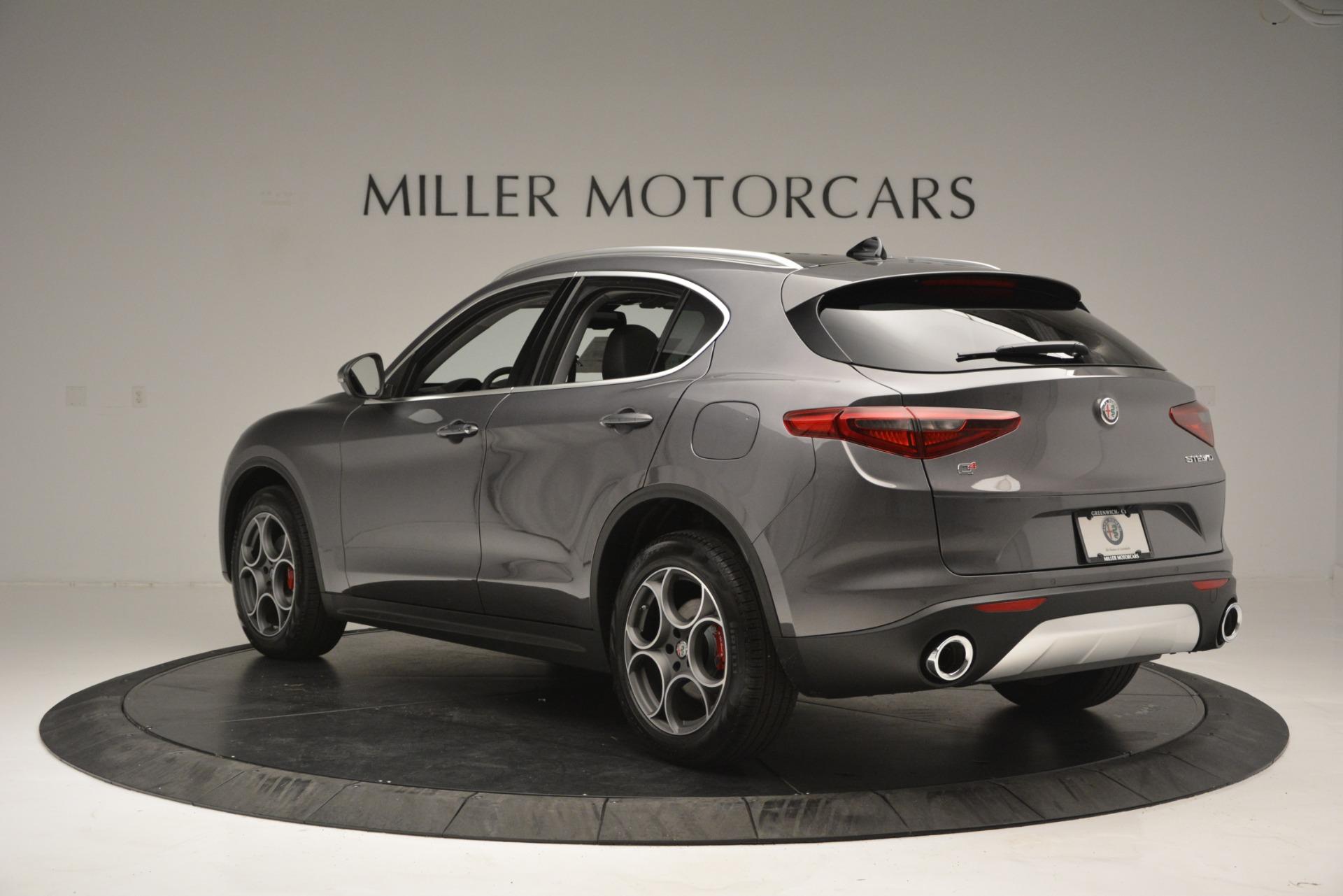 New 2019 Alfa Romeo Stelvio Q4 For Sale In Westport, CT 2653_p6