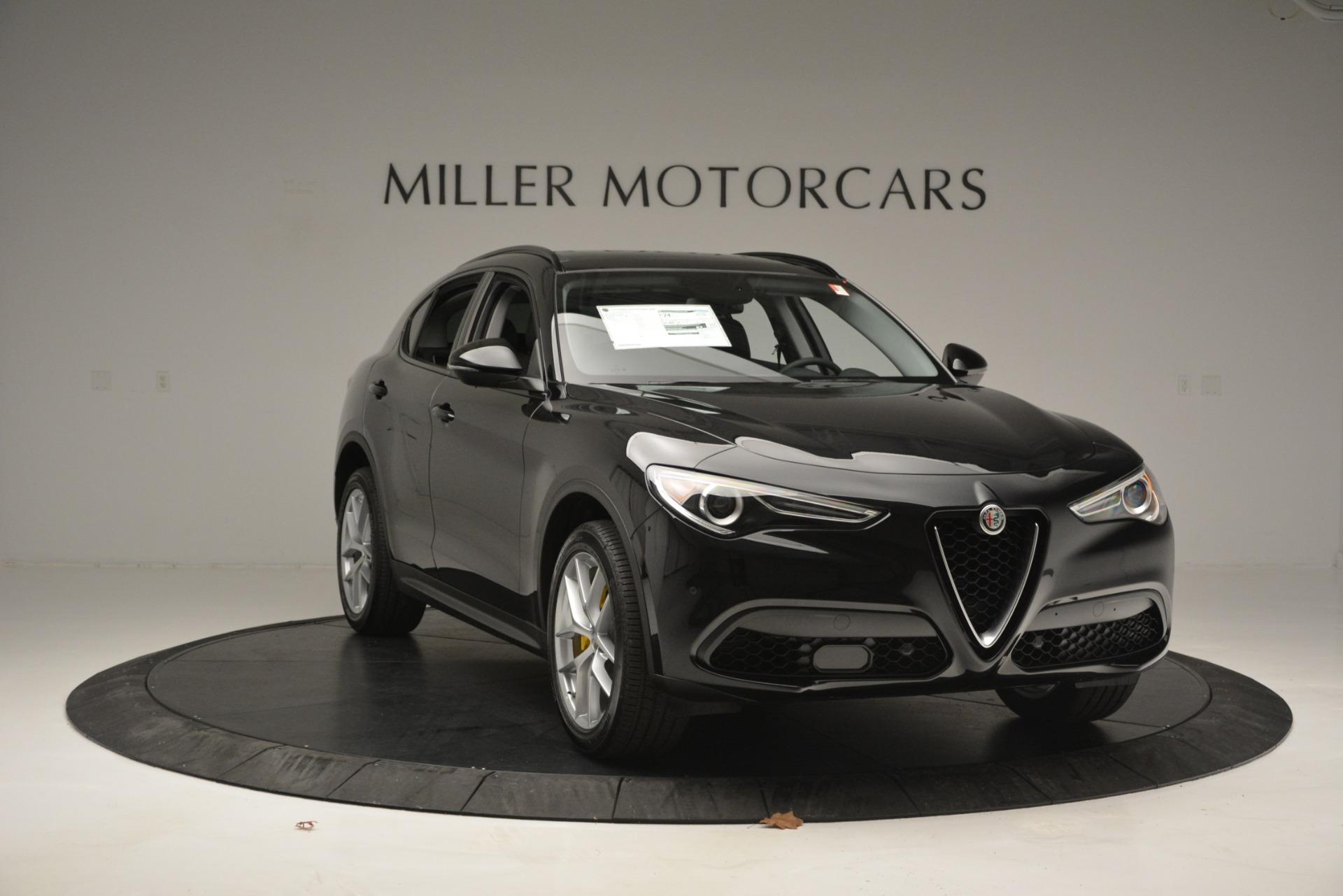 New 2019 Alfa Romeo Stelvio Q4 For Sale In Westport, CT 2654_p11