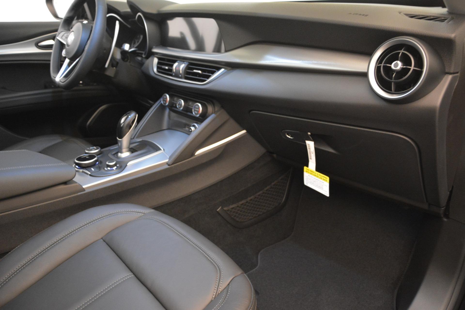 New 2019 Alfa Romeo Stelvio Q4 For Sale In Westport, CT 2654_p19