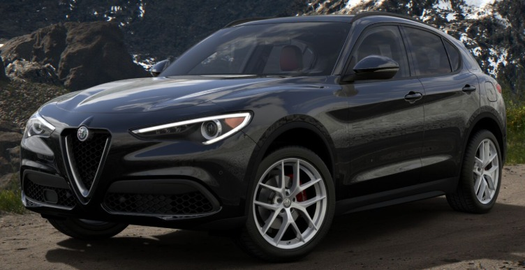 New 2019 Alfa Romeo Stelvio Q4 For Sale In Westport, CT 2659_main