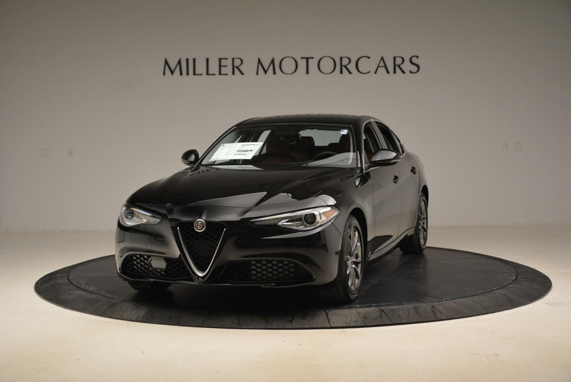 New 2019 Alfa Romeo Giulia Q4 For Sale In Westport, CT 2665_main