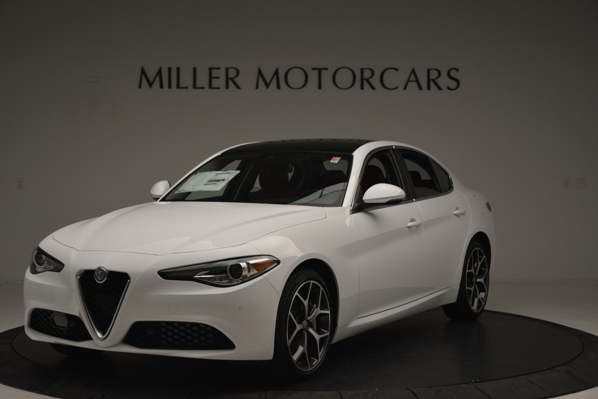 New 2019 Alfa Romeo Giulia Ti Q4 For Sale In Westport, CT