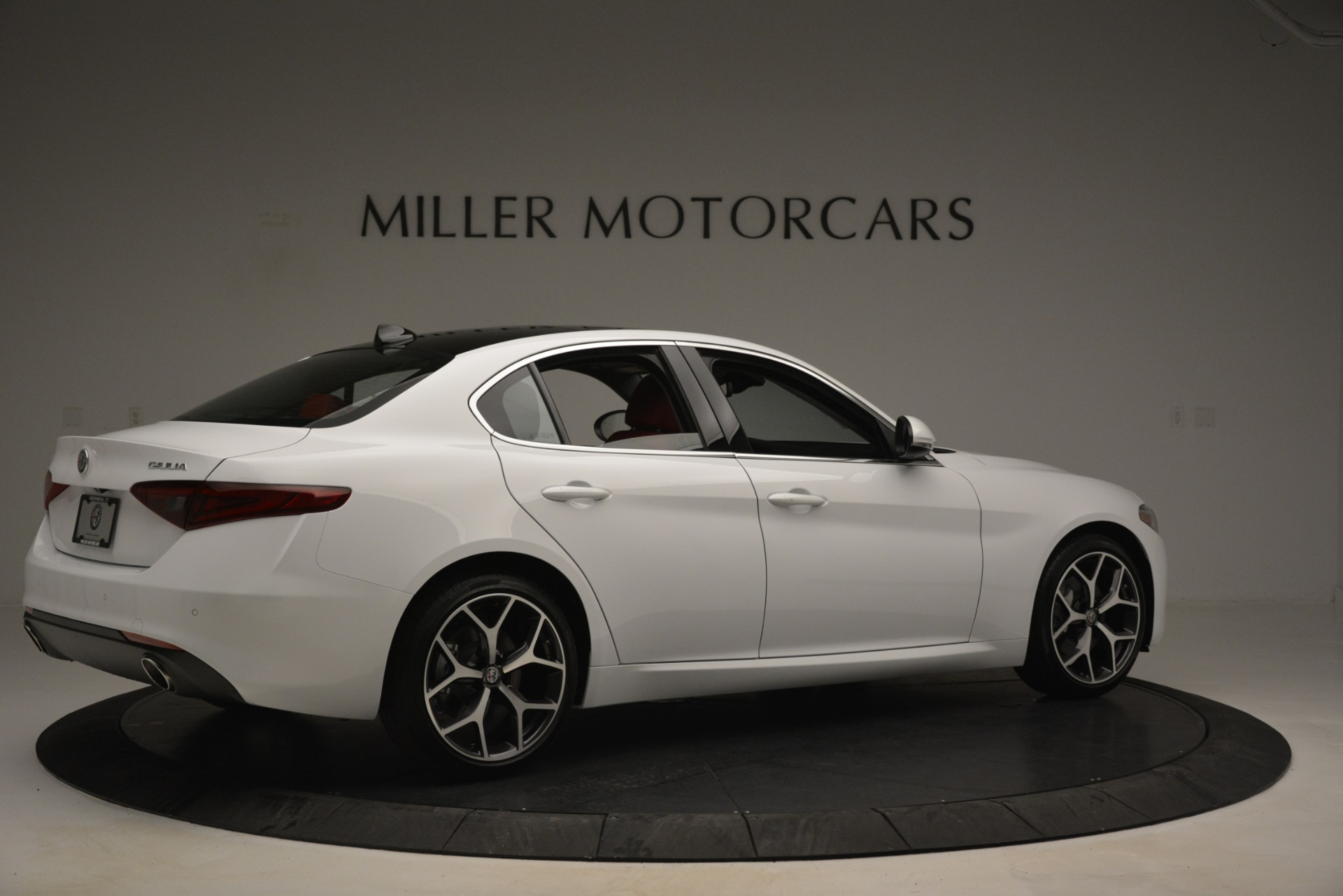 New 2019 Alfa Romeo Giulia Ti Q4 For Sale In Westport, CT 2667_p8