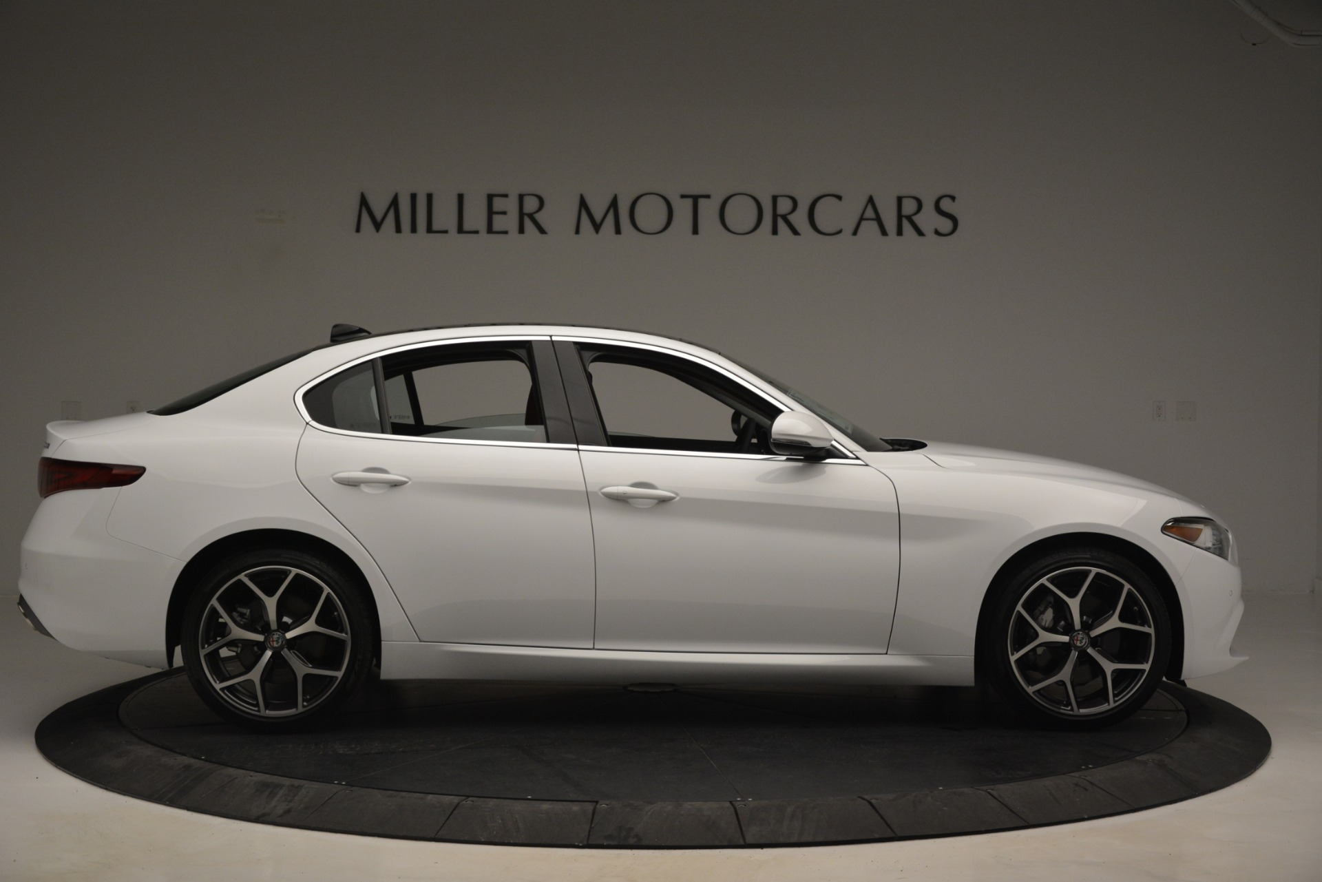 New 2019 Alfa Romeo Giulia Ti Q4 For Sale In Westport, CT 2667_p9