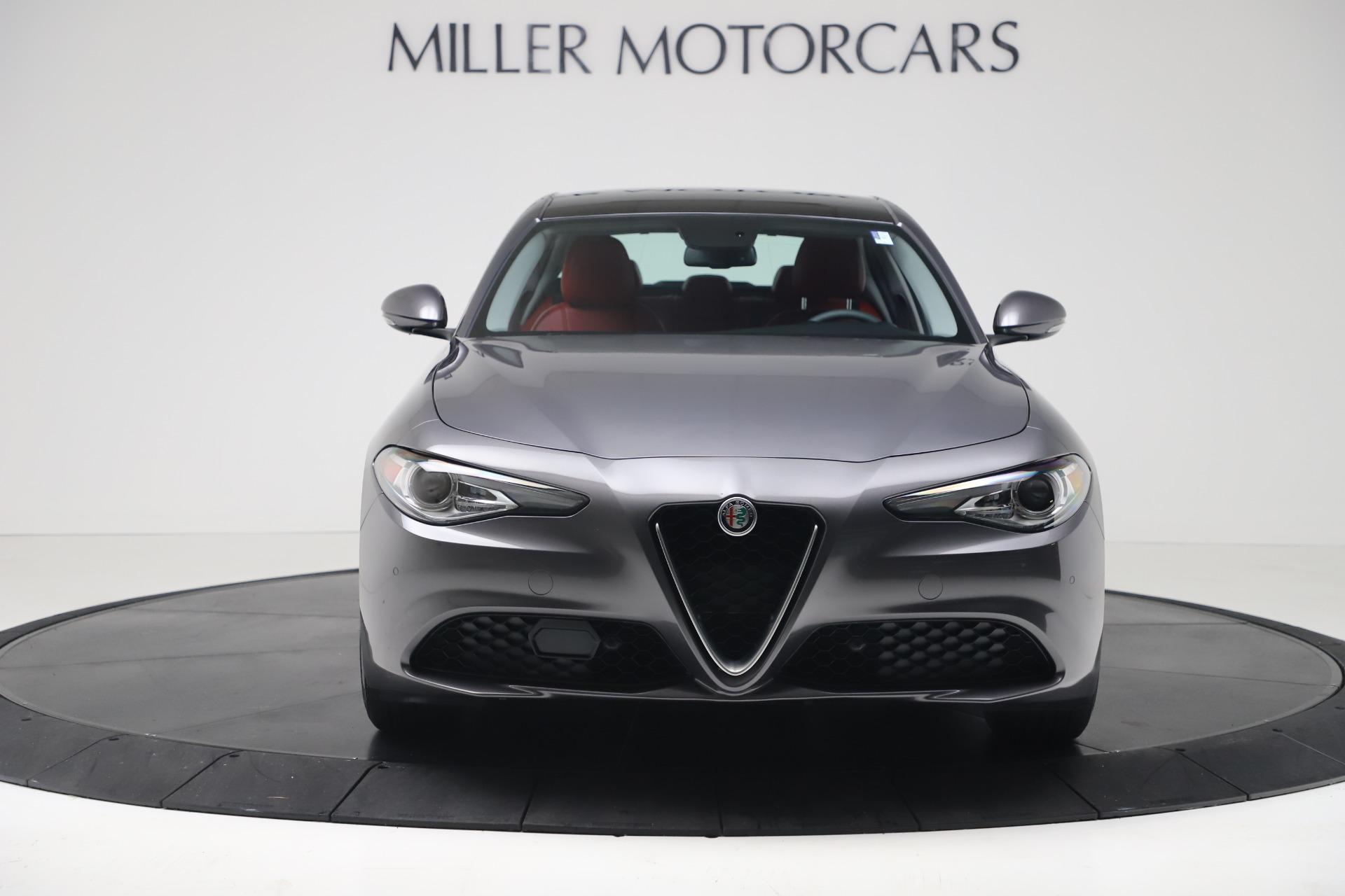 New 2019 Alfa Romeo Giulia Q4 For Sale In Westport, CT 2669_p12