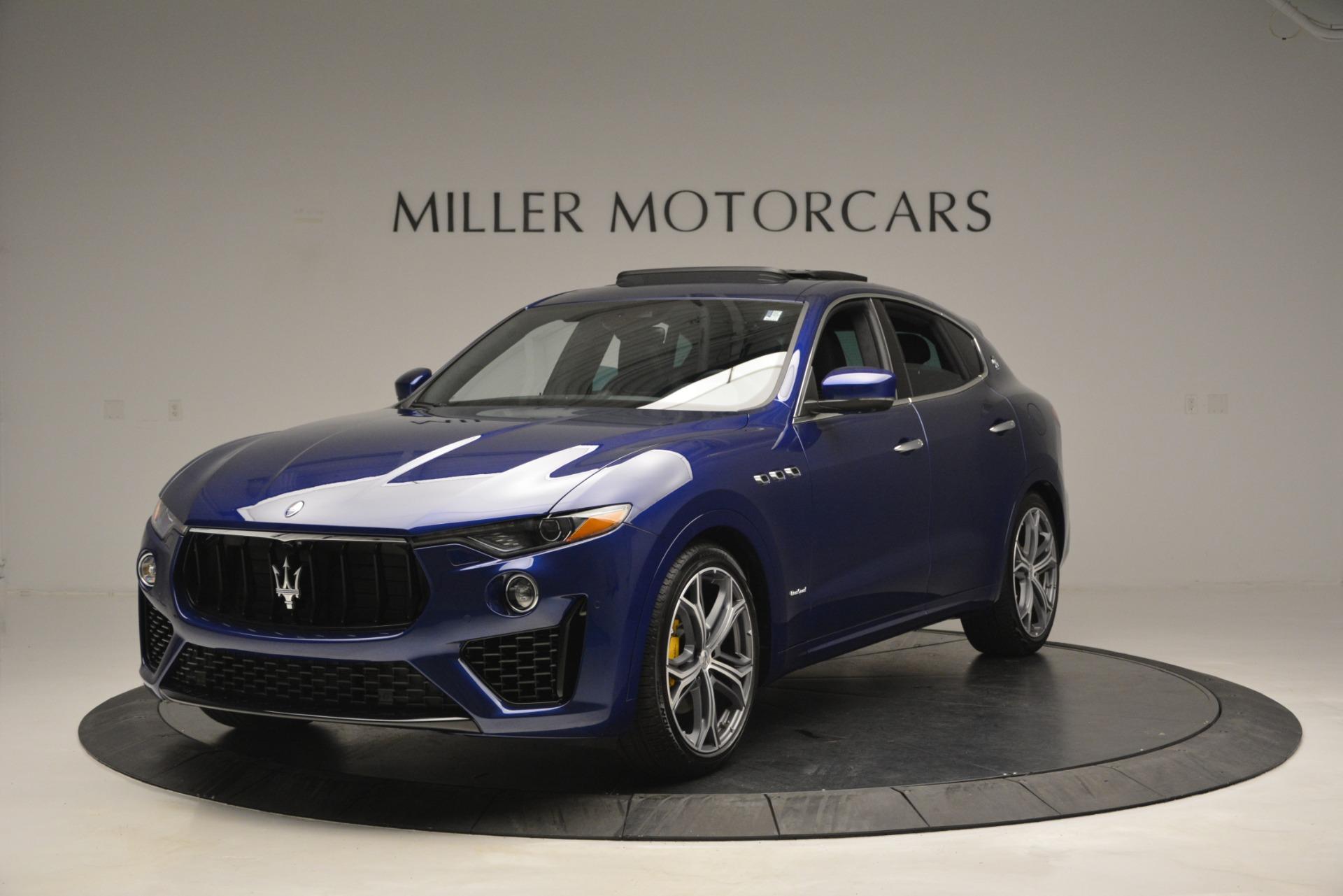 New 2019 Maserati Levante Q4 GranSport For Sale In Westport, CT 2670_main