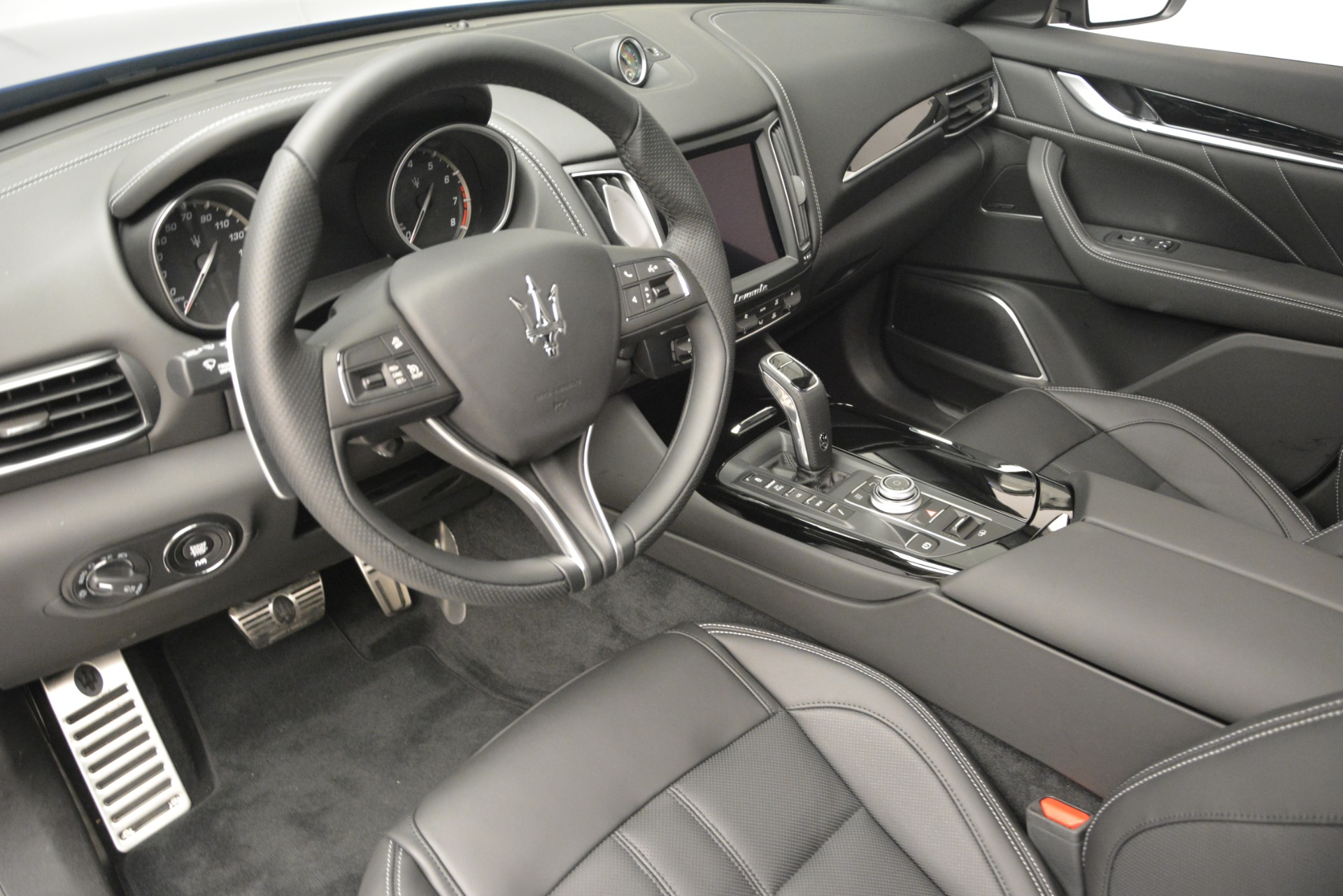 New 2019 Maserati Levante Q4 GranSport For Sale In Westport, CT 2670_p20