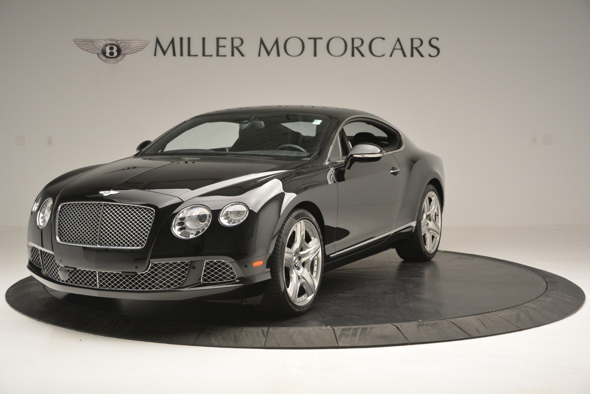 Used 2012 Bentley Continental GT W12 For Sale In Westport, CT 2671_main