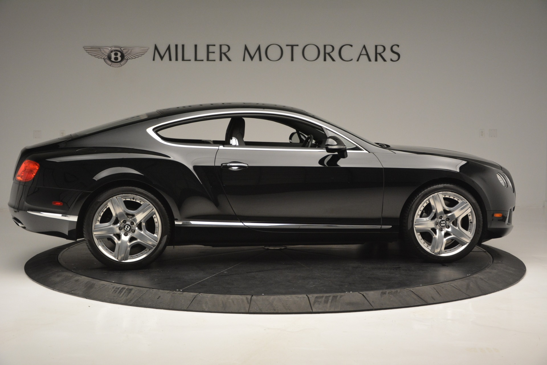 Used 2012 Bentley Continental GT W12 For Sale In Westport, CT 2671_p10