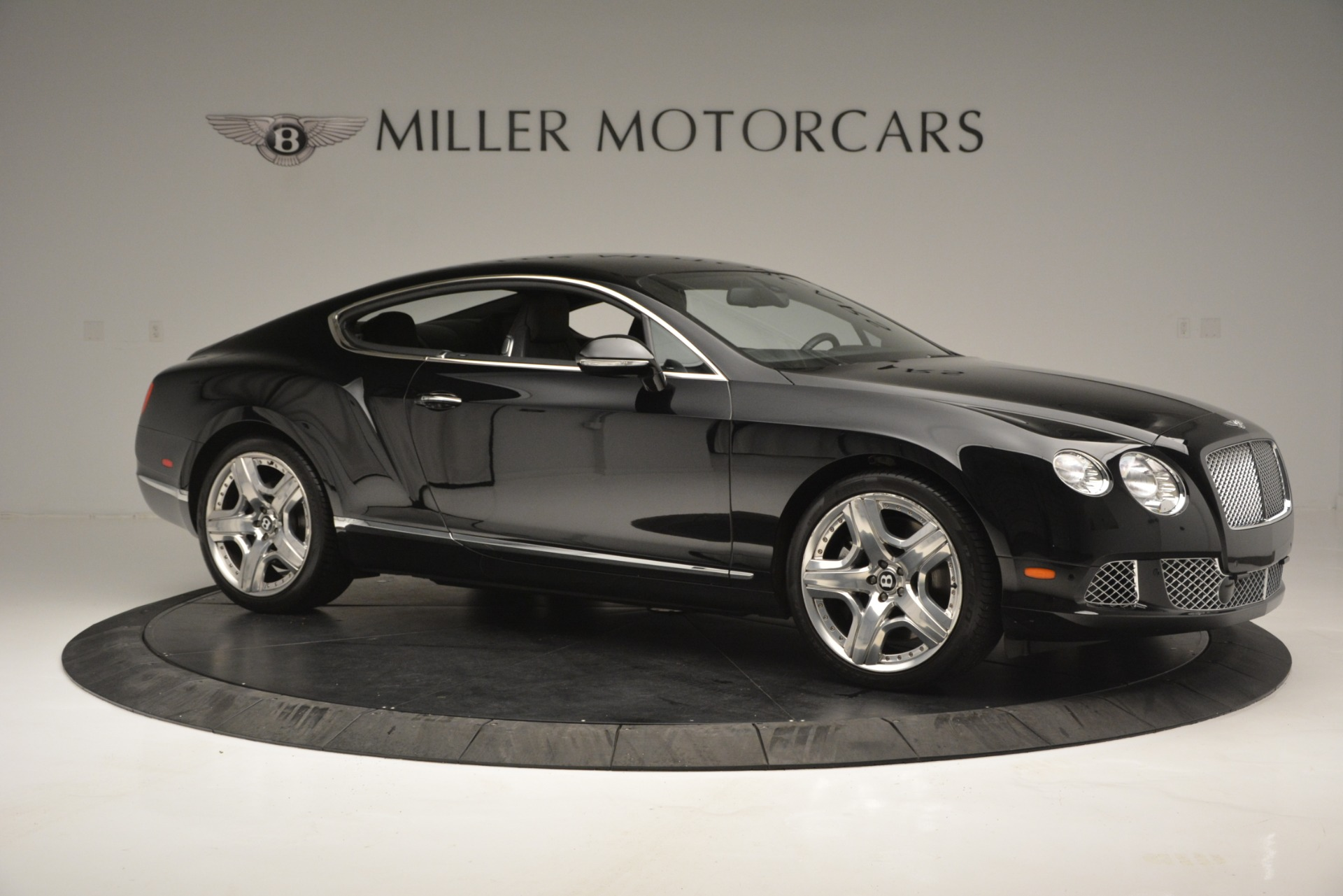 Used 2012 Bentley Continental GT W12 For Sale In Westport, CT 2671_p11