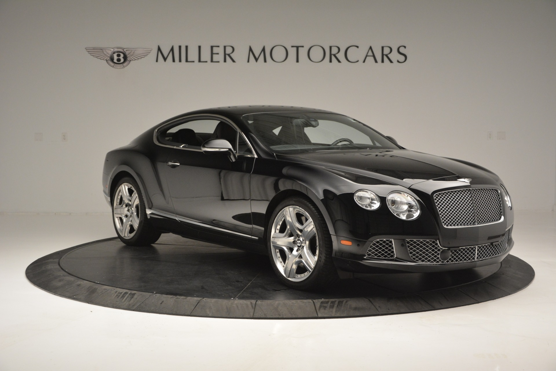 Used 2012 Bentley Continental GT W12 For Sale In Westport, CT 2671_p12