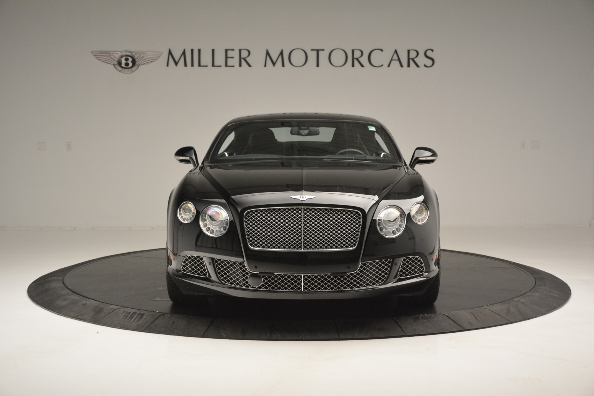 Used 2012 Bentley Continental GT W12 For Sale In Westport, CT 2671_p13