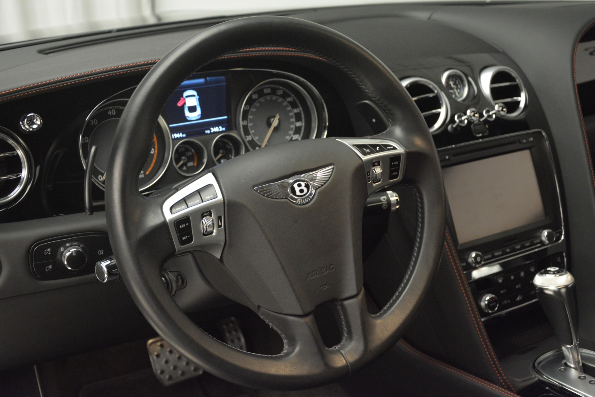 Used 2012 Bentley Continental GT W12 For Sale In Westport, CT 2671_p22
