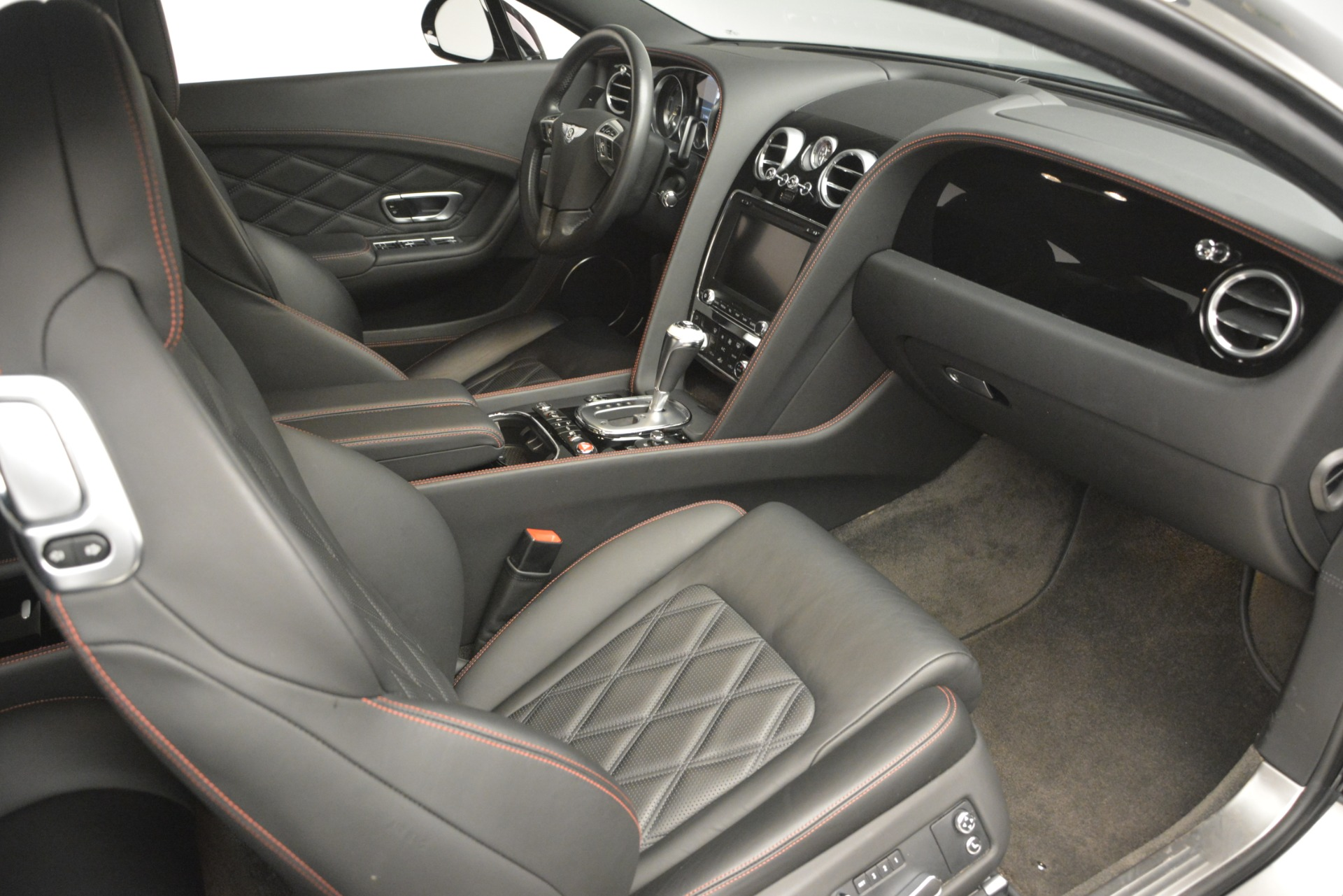 Used 2012 Bentley Continental GT W12 For Sale In Westport, CT 2671_p28
