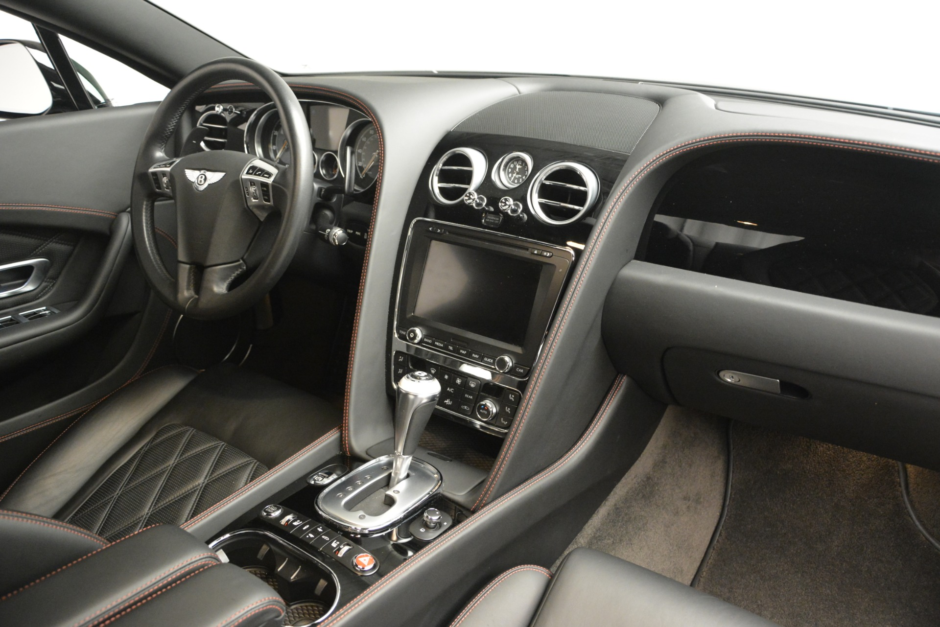 Used 2012 Bentley Continental GT W12 For Sale In Westport, CT 2671_p29