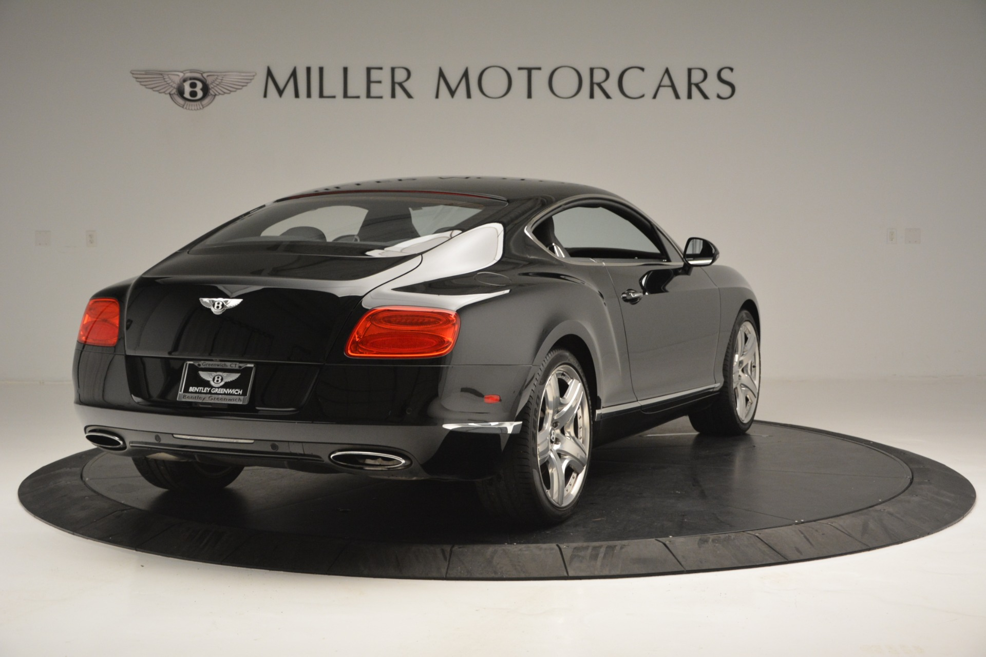 Used 2012 Bentley Continental GT W12 For Sale In Westport, CT 2671_p8