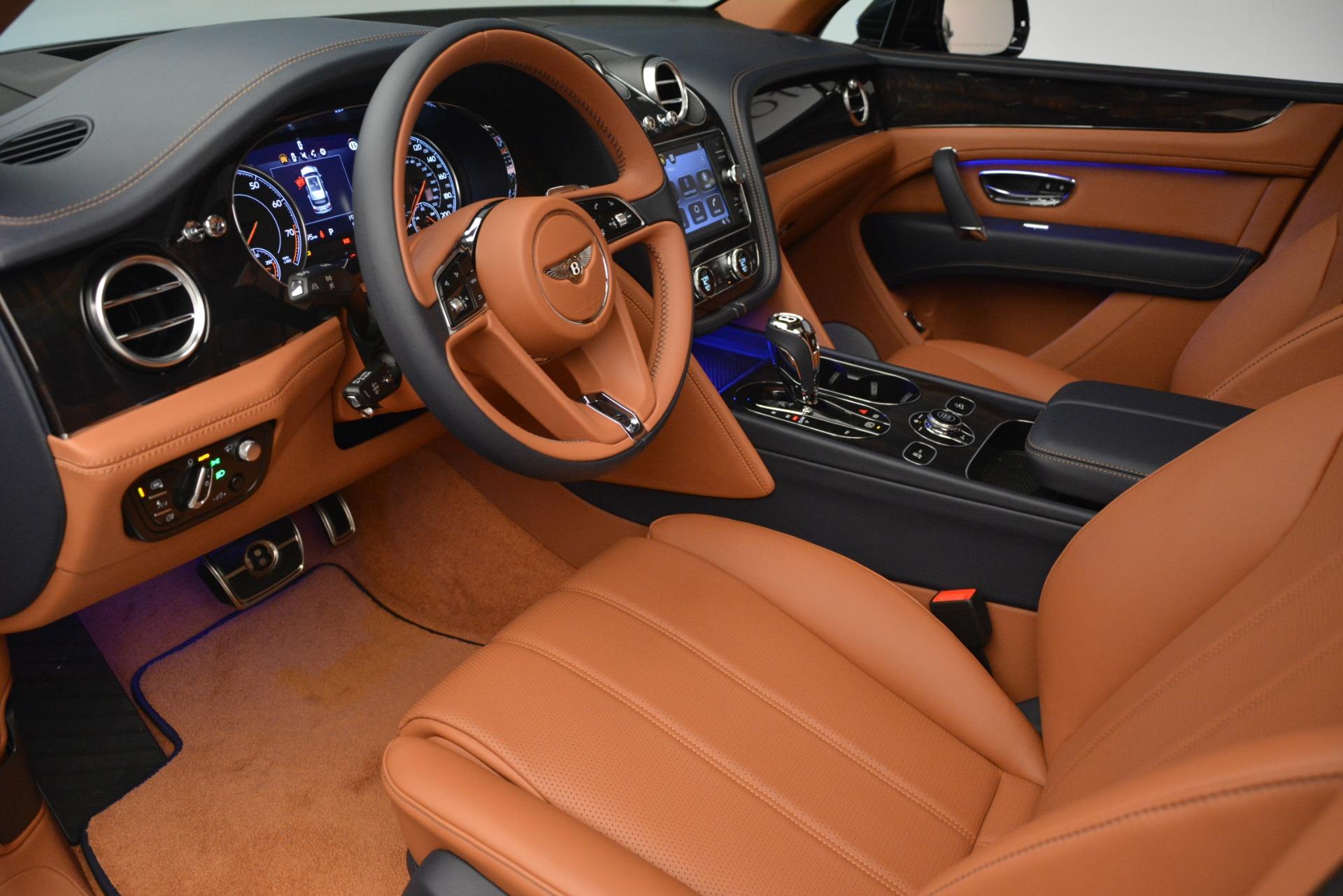 New 2019 Bentley Bentayga V8 For Sale In Westport, CT 2672_p17